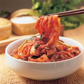 Kimchi recipes from a real estate agent