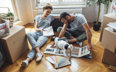 5 Purrrrrfect Tips to Help Your Pet Adjust to Homes for Sale