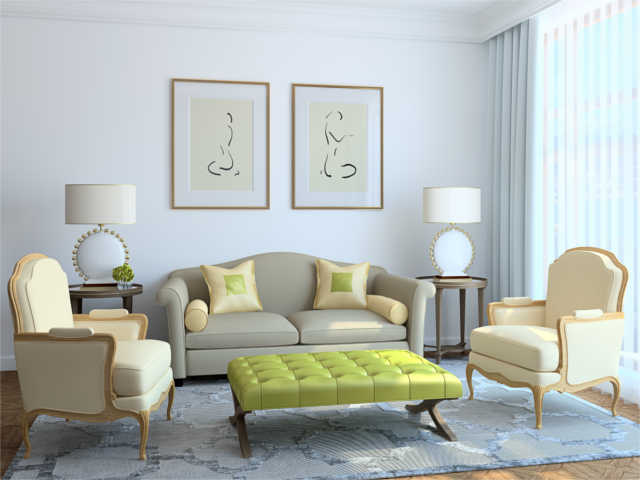 Do you know 2018's Top Interior Color Trends? Don't get Left in the Dark