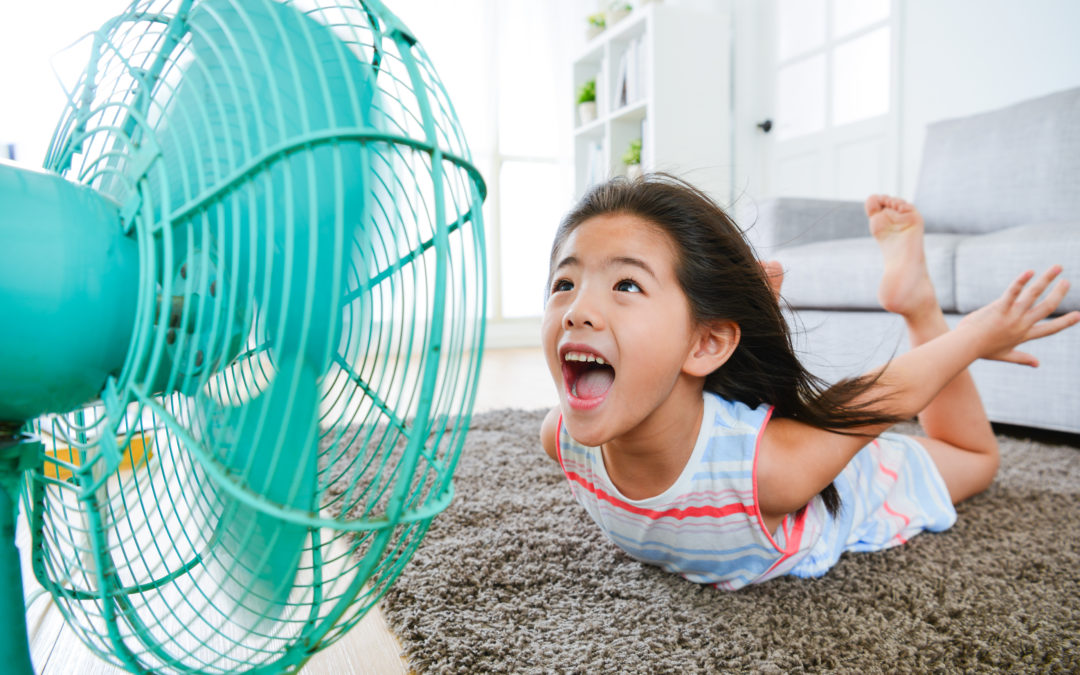 Hot Home Improvements to Help you Keep Your Cool in the Summer